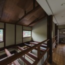 古民家カフェみたいな日本家屋リノベーション(下戸山の家リノベーション)の写真 廊下