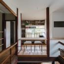 古民家カフェみたいな日本家屋リノベーション(下戸山の家リノベーション)の写真 洋室