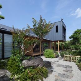 Y-HOUSE (日本庭園)