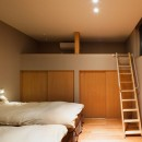 BUILTLOGIC 石黒隆康の住宅事例「荒崎週末住居〜海・夕陽・富士山を望む家〜」