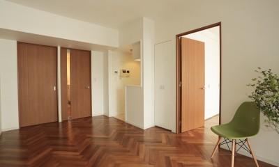ダイニング|イタリアン・カントリーが心地よい家