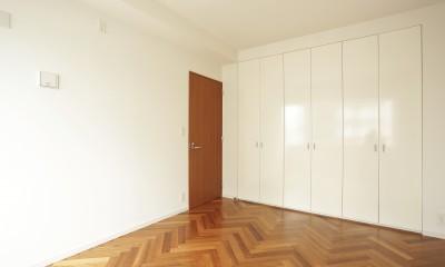 寝室|イタリアン・カントリーが心地よい家