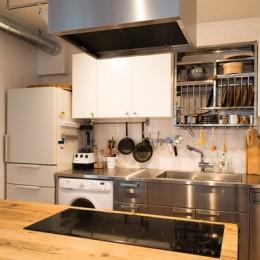 キッチン (好きなものに囲まれて)