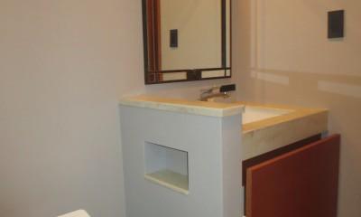 トイレ空間|リゾートホテルライクなトイレ空間