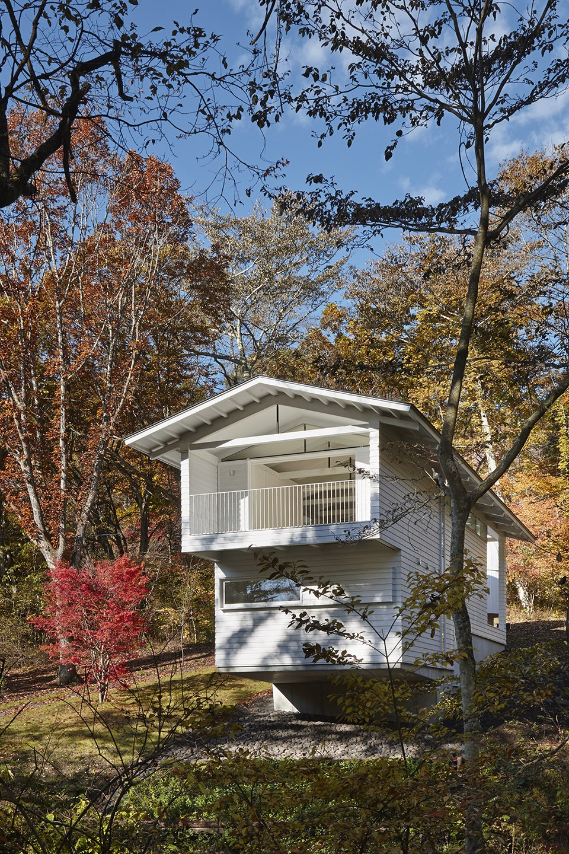 外観事例:外観(Villa Stella (autumn))