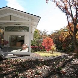 Villa Stella (autumn)