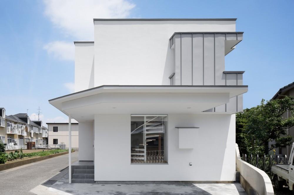056平塚Kさんの家 (外観)