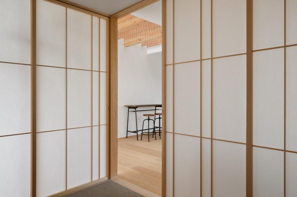 056平塚Kさんの家 (和室)