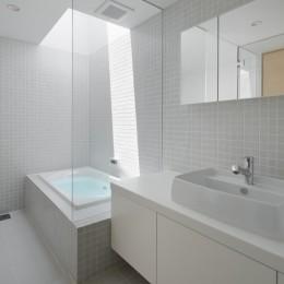 056平塚Kさんの家 (バスルーム)