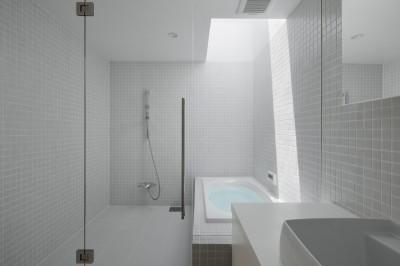 バスルーム (056平塚Kさんの家)