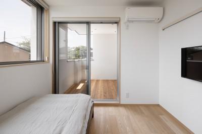 寝室 (056平塚Kさんの家)