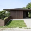 054那須Mさんの家の写真 道路側外観