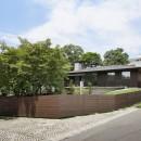 054那須Mさんの家の写真 外観ドッグラン