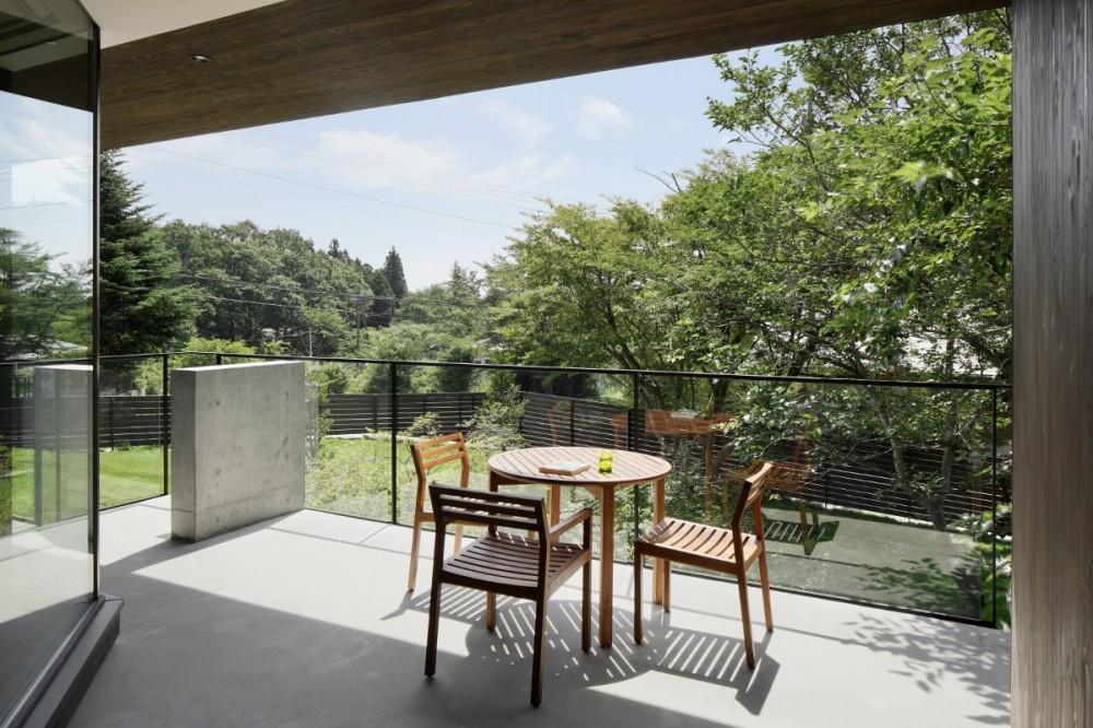 054那須Mさんの家 (インナーテラス)
