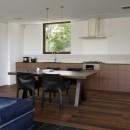 054那須Mさんの家の写真 キッチン