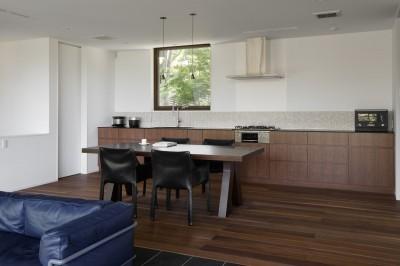 キッチン (054那須Mさんの家)