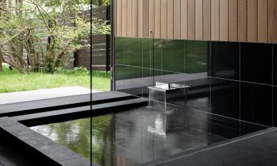 054那須Mさんの家 (浴室)