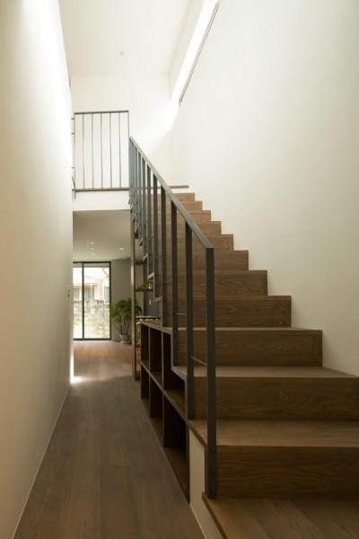 階段ホール (望月居)