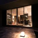 望月居の写真 テラス夜景