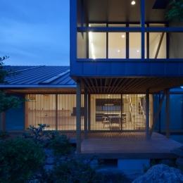 Y-HOUSE (夜景)
