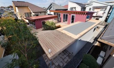 荻窪の住宅
