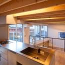 荻窪の住宅の写真 キッチン、ダイニング