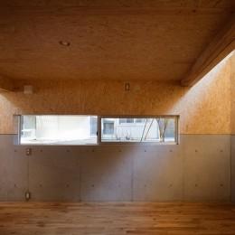 荻窪の住宅 (子供部屋)