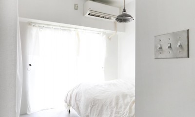 モールテックスの家 (寝室)