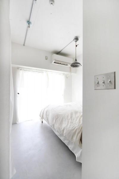 寝室 (モールテックスの家)