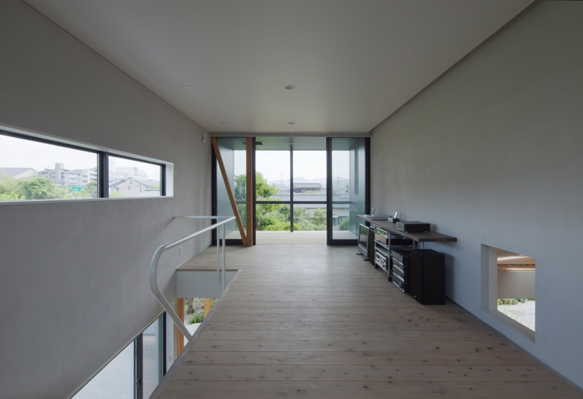 Y-HOUSEの部屋 二階居間
