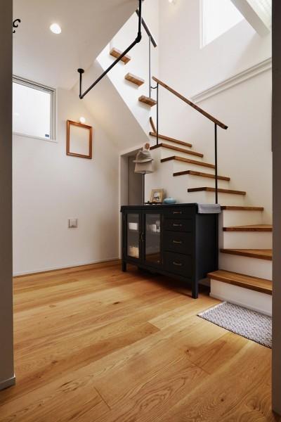 DIYスペース (光を感じて暮らす)