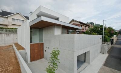 名古屋市T邸~混構造のガレージハウス