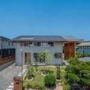 小田井の住宅の写真 南側外観
