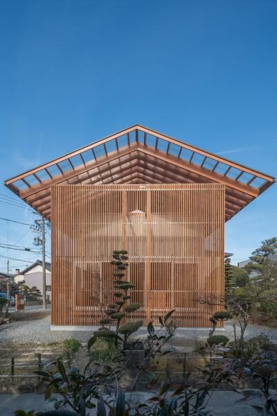 小田井の住宅 (東側外観)
