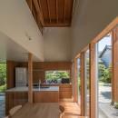 小田井の住宅の写真 キッチンと吹抜