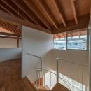 小田井の住宅の写真 階段上