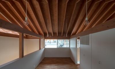 小田井の住宅 (室-1)