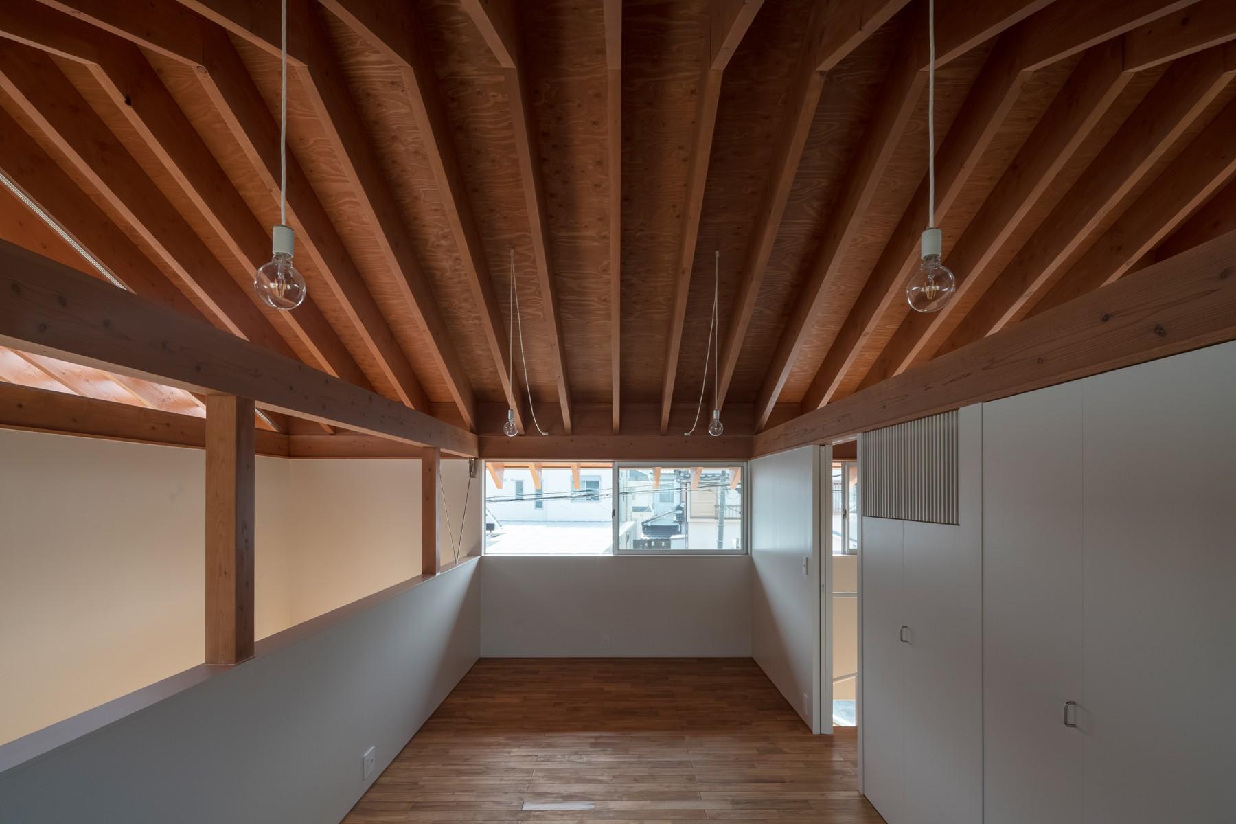子供部屋事例:室-1(小田井の住宅)
