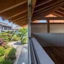 小田井の住宅の写真 室-1より外を見る