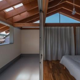 小田井の住宅 (室-2とバルコニー)