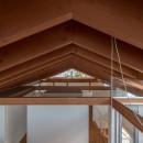 小田井の住宅の写真 連続する垂木