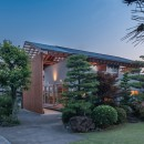 小田井の住宅の写真 北東側夜景
