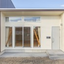 3-BOX 1800万円の家の写真 玄関とポーチ