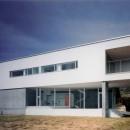 日立市S邸~全室から海を眺望できる別荘の写真 RC造と鉄骨造の混構造