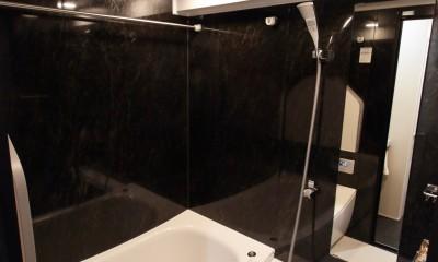 バスルーム|自分らしい暮らしを形にした中古マンションリノベーション