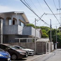 吉祥寺の住宅 (外観)