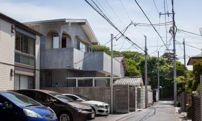 吉祥寺の住宅