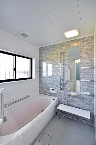 浴室 (集う家(フレキシブルリビング))