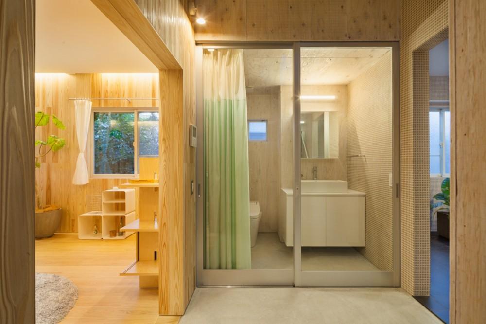 西原戸建てリノベーションPJ (トイレ)