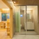 西原戸建てリノベーションPJの写真 トイレ